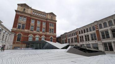 The Sackler Courtyard, la nouvelle extension du musée Victoria & Albert, inaugurée le 30 juin 2017