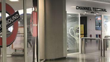28 douaniers sont entrés en fonction au terminal Eurostar de la gare du Midi
