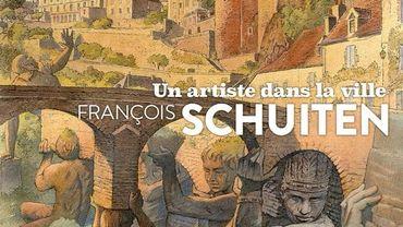 François Schuiten investit du 22 juin au 31 octobre la cité médiévale de Semur-en-Auxois