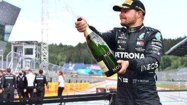 F1 - Mercedes poursuivra sa collaboration avec Valtteri Bottas