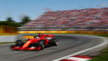F1 : Image d'illustration au GP du Canada 2019