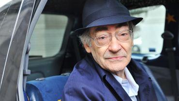 François Weyergans dans le taxi de Jérôme Colin