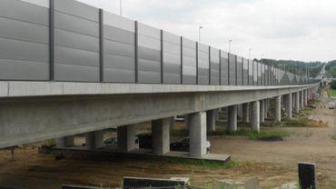 E313: le viaduc de Boirs complètement rouvert au trafic ce vendredi