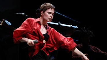Christine and the Queens revient par la grande porte au Brussels Summer Festival 2019