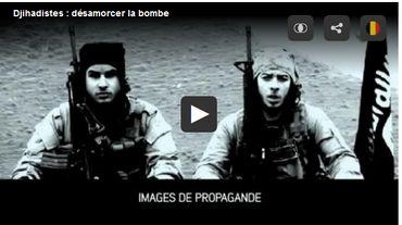 """Revoir le """"Devoir d'enquête"""" : """"Djihadistes : désamorcer la bombe"""""""