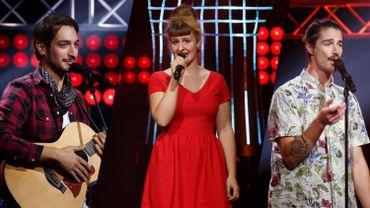 The Voice Belgique : les candidats retenus du deuxième Blind