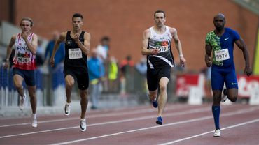 En 2019, Jonathan Borlée s'était classé 2e sur le 200 mètres des championnats de Belgique derrière Robin Vanderbemden