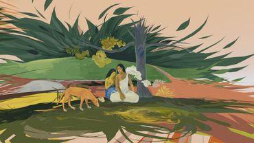 Le voyage int rieur de gauguin escapade tahiti for Le voyage interieur