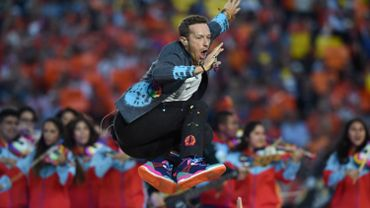 Coldplay poursuivra sa tournée en 2017 avec treize nouvelles dates