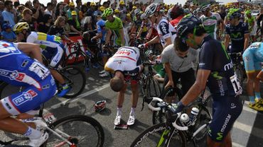 "BEST OF ""VivaSport Tour de France"" du jeudi 4 juillet 2013 - Etape 6"