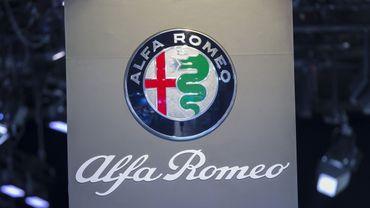 Alfa Romeo de retour en F1
