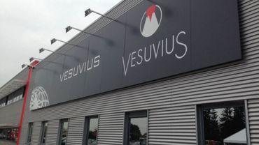 Le travail va reprendre chez Vesuvius