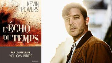 """""""L'écho du temps"""" de Kevin Powers : écrire une nouvelle page pour l'humanité"""