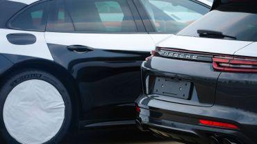 Porsche a réalisé au premier semestre un chiffre d'affaires de 12,3 milliards d'euros.