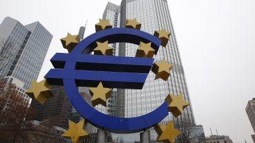 La Banque centrale européenne laisse ses taux inchangés