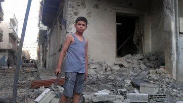 Nouveau massacre en Syrie