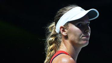 "Wozniacki: ""Van Uytvanck est une adversaire délicate"""