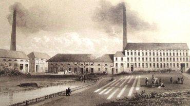 Docks Bruxsel, un patrimoine industriel bruxellois préservé.