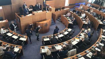 Rachid Madrane va passer cinq années au perchoir du parlement bruxellois