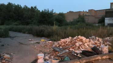 La région wallonne vient de refuser de classer cette friche industrielle en zone à réaffecter
