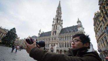Menace terroriste - Les réservations pour Bruxelles, destination touristique, reprennent progressivement