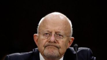 Le directeur du renseignement américain James Clapper, le 18 avril 2013 à Washington