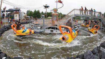 Les parcs d'attractions belges ont connu un été exceptionnel