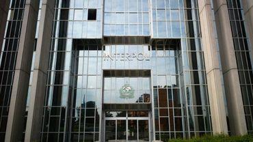 Le siège d'Interpol à Lyon (France). Photo d'archives du 6 mai 2010