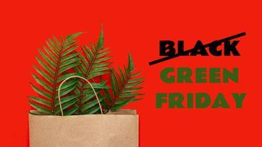 Et si le Black Friday devenait une opération solidaire et écoresponsable ?