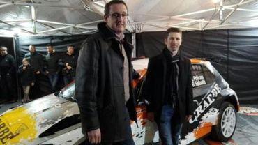 Championnat de Belgique des rallyes - Kris Princen remporte le Rallye d'Haspengouw