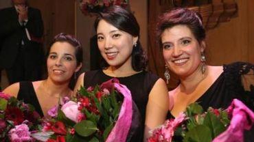 Concours Reine Elisabeth - Sumi Hwang remporte le concours Reine Elisabeth de chant devant la Belge Jodie Devos