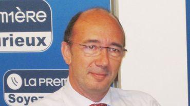 Le ministre-président wallon Rudy Demotte