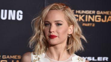 """Jennifer Lawrence est actuellement à l'affiche de """"Joy"""", film qui lui a valu une nomination à la prochaine cérémonie des Oscars"""