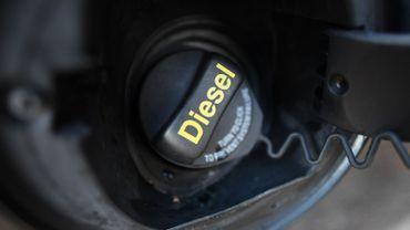 Voiture d'occasion: la cote du diesel en chute libre