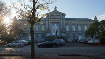 Le Palais de Justice de Tournai