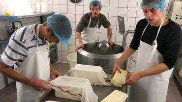 CAP 48 : la fromagerie du bois Roussel va pouvoir s'agrandir