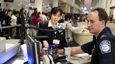 Les douanes à l'aéroport de Los Angeles