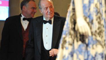 L'ex-roi d'Espagne Juan Carlos a payé sa dette au fisc grâce à des prêts d'amis
