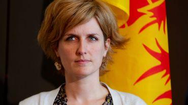 Céline Tellier, ministre wallonne de l'Environnement.