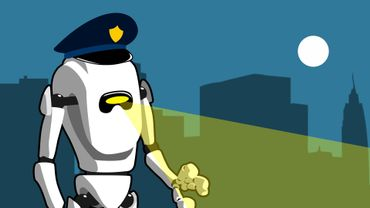 Porter plainte auprès d'un robot, le futur de la police ?