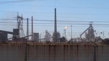 L'usine d'ArcelorMittal à Vanderbijlpark en Afrique du sud est la plus grande d'Afrique.