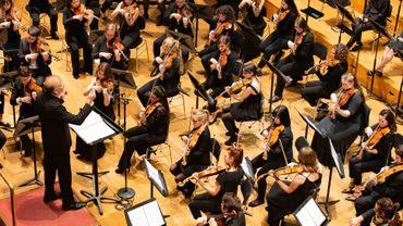 L'Orchestre Symphonique du Conservatoire Royal de Liège dirigé par Patrick Baton aux Concerts du Dimanche matin le 29 novembre en l'église Saint-Remacle à Verviers