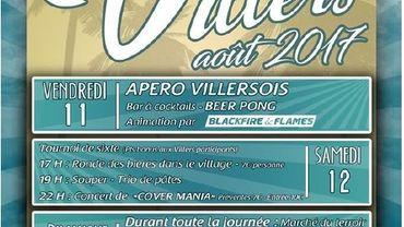 """""""Fête des Villers"""" à Villers-la-Bonne-Eau"""