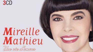 Le 39e album studio (un best-of de 3 CDs) de Mireille Mathieu sort le 6 octobre avec 8 titres inédits