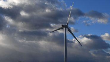 En Allemagne, les éoliennes tournent pour le moment à 5% de leurs capacités