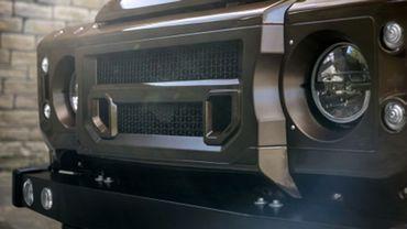 """Un Land Rover Defender """"ultime"""" sera exposé au salon de l'auto de Londres"""