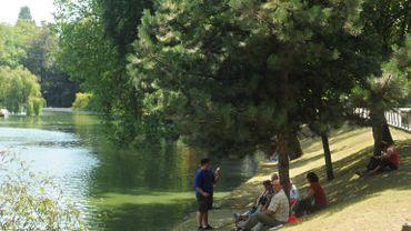 Le quartier des étangs d'Ixelles est un des endroits le plus prisé par les frnaçais pour s'intaller en régions bruxelloise.