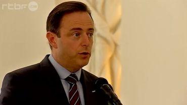 Bart De Wever déchargé de sa mission d'informateur à sa demande