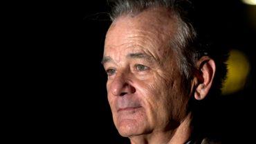 """Bill Murray est passé des fantômes aux antiquités dans """"Monuments Men"""", sorti en mars dernier"""