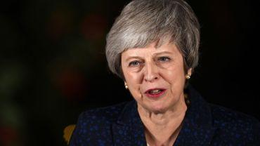 """Brexit: Theresa May met en garde contre les """"dégâts irréparables"""" que provoquerait un second référendum"""
